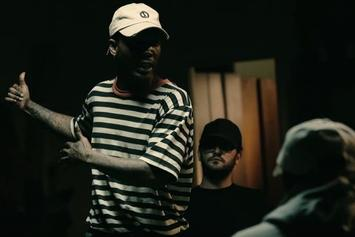 "Dizzy Wright Feat. Chel'le ""I Can't Keep Fallin"" Video"
