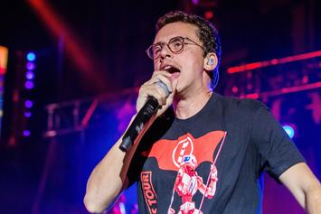 "Logic's ""Everybody"" Goes Gold"