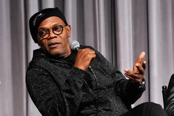 Samuel L. Jackson & Magic Johnson Get Mistaken For Migrants While Shopping