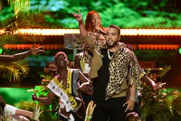French Montana Covers Paper Magazine's Latest Issue
