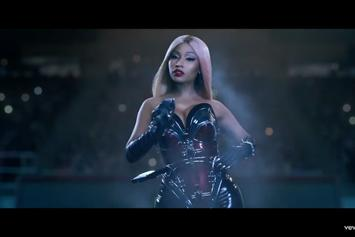 "Katy Perry Feat. Nicki Minaj ""Swish Swish"" Video"