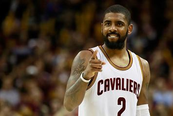 "Kyrie Irving Says Goodbye To Cleveland: ""I'm Truly Grateful"""