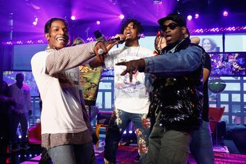 A$AP Rocky Promises New Projects From Himself, Ferg, Ant, Nast, Key! & Smooky MarGielaa