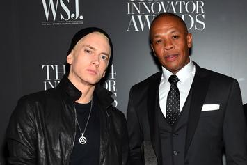 "Eminem & Dr. Dre Will Have New Music On ""Bodied"" Soundtrack: Report"