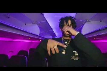 "Smokepurpp Sips Lean And Hits The Strip Club In NSFW ""To The Moon"" Video"