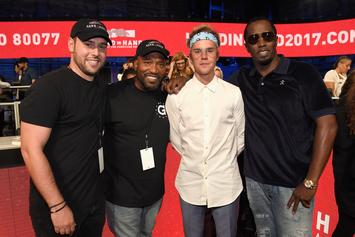 """Drake, Beyonce, Justin Bieber & More Come Together For """"Hand In Hand"""" Telethon"""