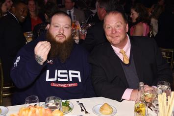"""Harrison Ford Loves Action Bronson's """"F**k, That's Delicious"""" Show"""