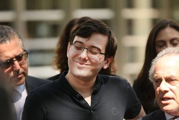 Martin Shkreli's 10 Most Douchebag Moments