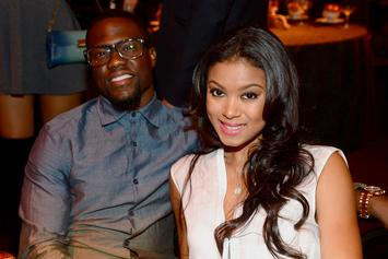 Kevin Hart's Wife Eniko Parrish Stays Silent About Ongoing Scandal