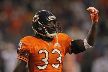 "Former Bears CB Charles ""Peanut"" Tillman Training To Join FBI"