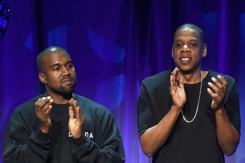 Kanye West And Jay Z Reportedly Planning On Meeting Face-To-Face Soon