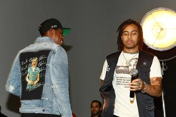 "Vic Mensa To Open For Jay-Z On ""4:44"" Tour"
