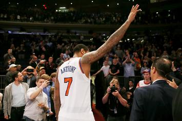 "Paul George: Carmelo Anthony Makes OKC Feel Like ""A Championship Team"""