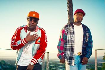"""50 Cent & Jeremih Assist Lenny Grant In New Video """"On & On"""""""