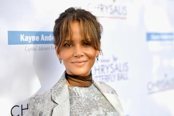 Halle Berry & Alex Da Kid Look Mad Cute In First Public Appearance Together
