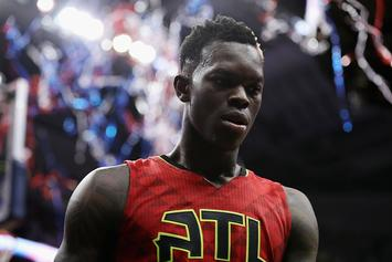 Atlanta Hawks' Dennis Schroder Arrested In Atlanta