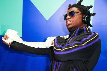 Kodak Black Successfully Completes Anger Management Classes