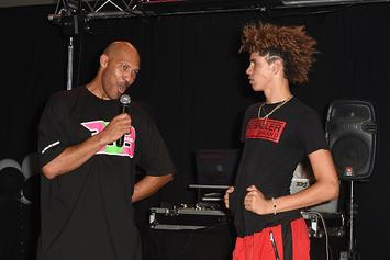 Twitter Hilariously Reacts To LaVar Ball Pulling LaMelo Out Of School