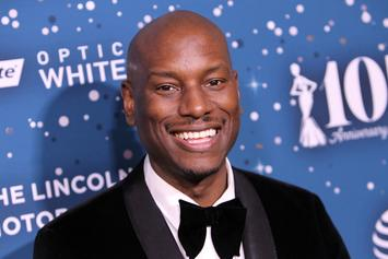 Tyrese Digs Up Old Video To Throw Dirt On The Rock's Name