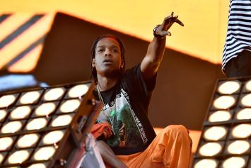 A$AP Rocky Talks Drug Use Stigmas, Stance On Black Lives Matter