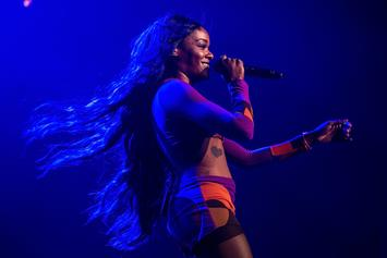 Azealia Banks Squares Off With Comedian Jess Hilarious