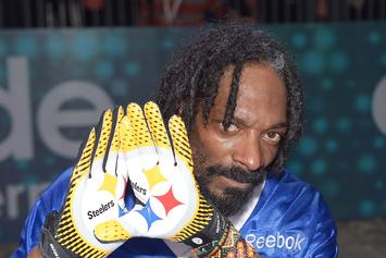 """Snoop Dogg Teases New Project """"Make America Crip Again"""""""
