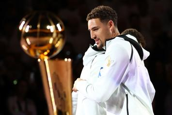 """""""Fake Klay Thompson"""" Takes The Internet By Storm"""