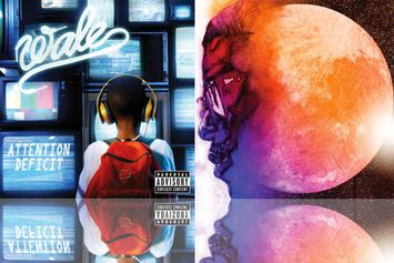Kid Cudi Vs. Wale: Who Had The Better Debut Album?