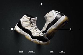 Jordan Brand Launches Website Ft. Rare, Unreleased Samples +More