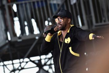 RZA Delivers An Epic Nine Minute Freestyle On Funkmaster Flex