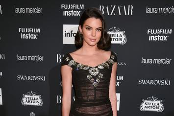 Kendall Jenner Cheers On Rumoured Boyfriend Blake Griffin At Basketball Game