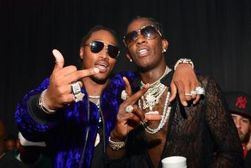 """Future & Young Thug's """"Super Slimey"""" First Week Sales Projections: Report"""