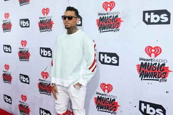 Chris Brown Says He Has 800 Unreleased Songs On His Phone