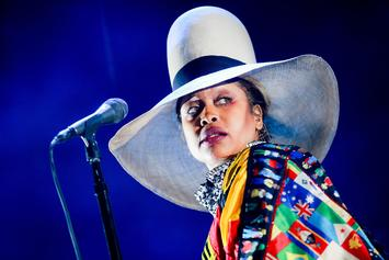 Erykah Badu Returns As The Host Of The 2017 BET Soul Train Awards