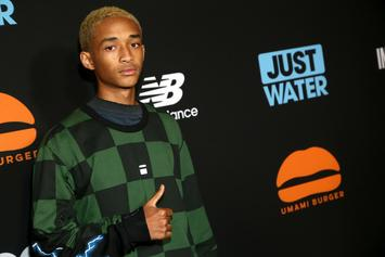 """Jaden Smith Unveils """"SYRE"""" Project & Release Date Through A Series Of Videos"""