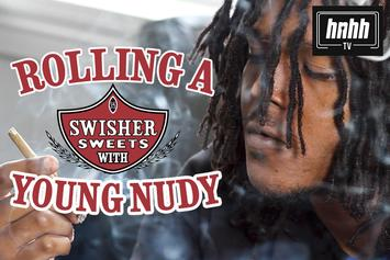 "Young Nudy Names Skittles & Gelato As Favorite Strains On ""How to Roll"""