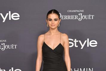 Justin Bieber Keeps It Friendly With The Weeknd's Girlfriend Selena Gomez