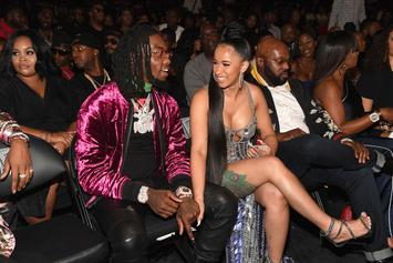 Cardi B Clowns Offset For Falling Asleep After Inviting Her To The Club