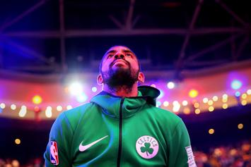 "Kyrie Irving: ""There Is No Real Picture Of Earth, Not One"""