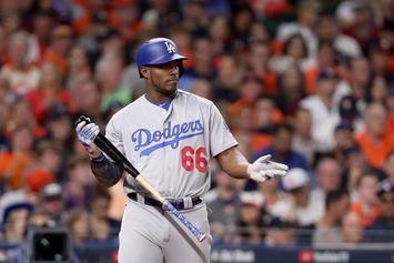 Yasiel Puig's Home Burglarized During World Series Game 7