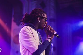 "Young Thug Casually Kills ""30 Days In Chicago"" First Night"