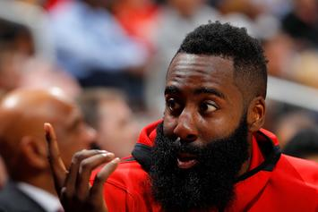 James Harden Drops Career-High 56 Points Against Jazz; Twitter Reacts