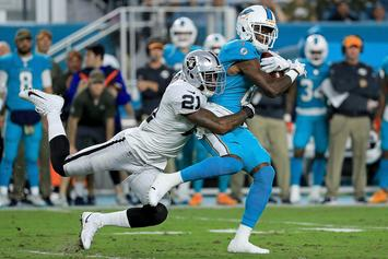 Sunday Night Football: Miami Dolphins Lose Out To Oakland Raiders