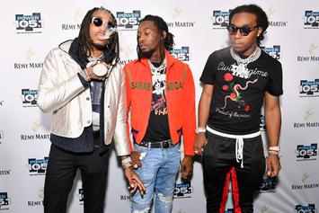"Migos Want In On The New ""Lion King"" Remake As The Three Hyenas"