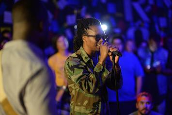 "Lupe Fiasco Debuts ""Hip Hop Saved My Life Pt. 2"" At Dallas Show"
