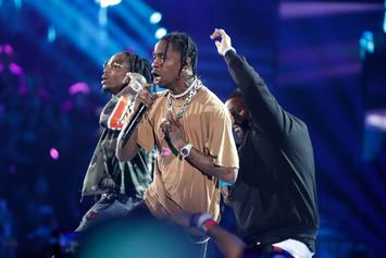 Travis Scott & Quavo Give Fans A Taste Of Their Upcoming Joint Project