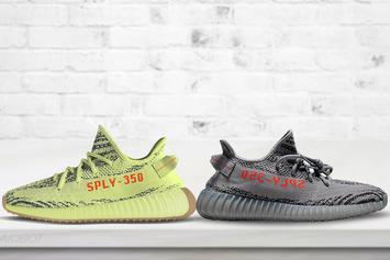 "Vote: Which Upcoming Yeezy Is Better, ""Beluga 2.0"" Or ""Semi-Frozen Yellow"""