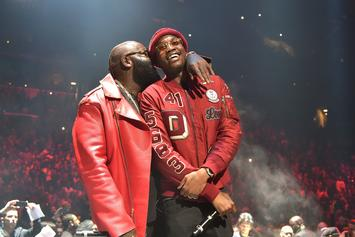 "Rick Ross Will Take To The Philadelphia Streets In ""Rally For Meek"""