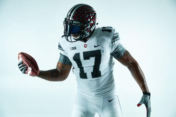 Nike Reveals Ohio State's New Alternate Uniforms For Michigan Game