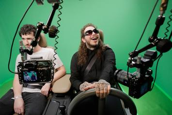 "Post Malone To Appear In An Upcoming Episode Of ""Ghost Adventures"""